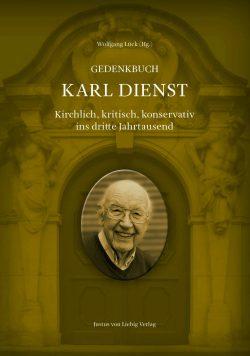 Cover Karl Dienst Gedenkbuch